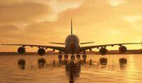 Microsoft Flight Simulator Airbus...