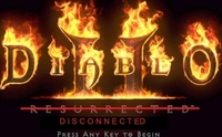 Diablo II Resurrected Ongoing Server...