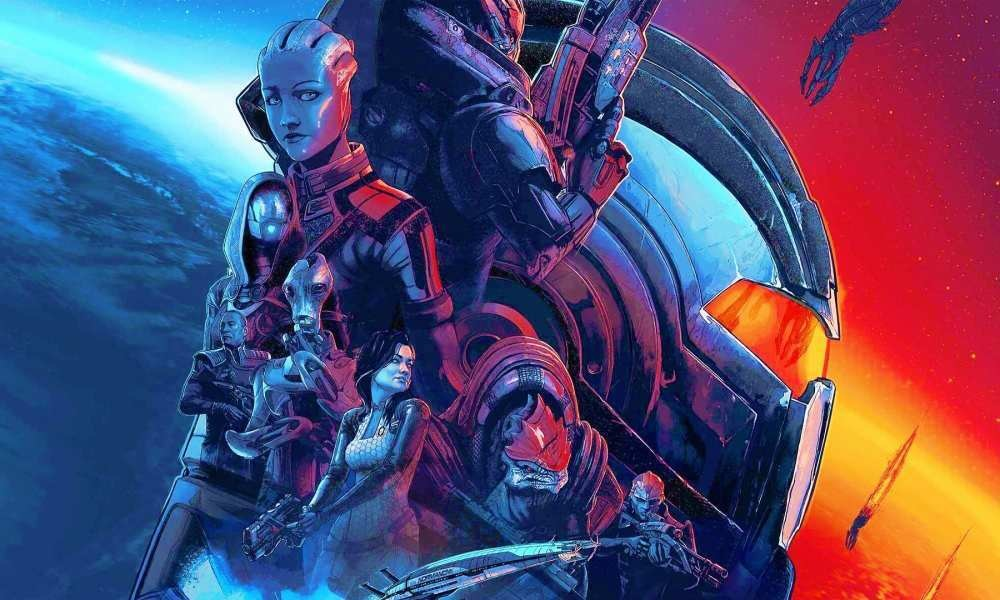 BioWare Explains Why Mass Effect: Legendary Edition Won't Include Multiplayer