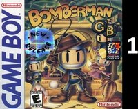 Bomberman GB: Bomberman GB - World 1