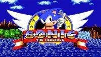 Random Finally Sonic The Hedgehog...