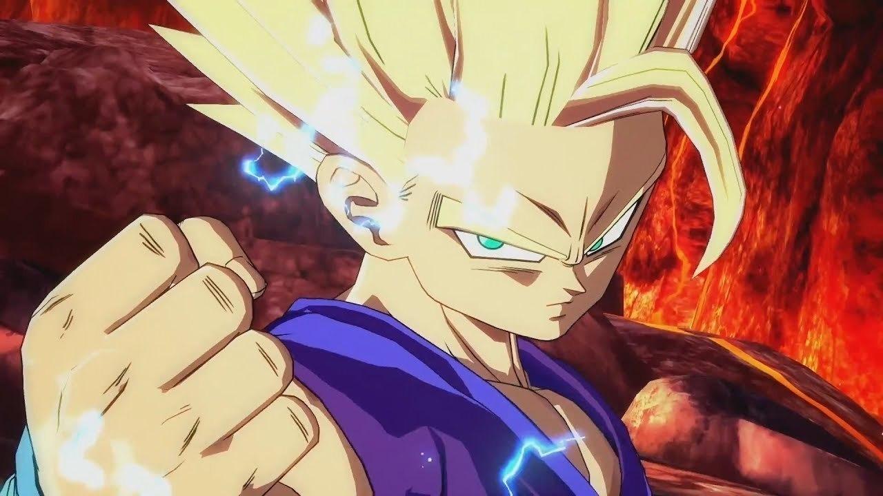 Dragon Ball FighterZ Preview -- Kamehamehot