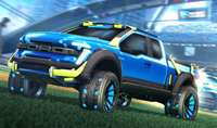 Rocket League and Ford Team Up...