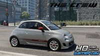 The Crew  Abarth 500 gameplay