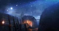 Battlefield 1 Night Map 'Nivelle...