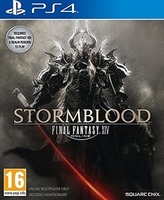 Final Fantasy XIV: Stormblood (PS4) (UK IMPORT)