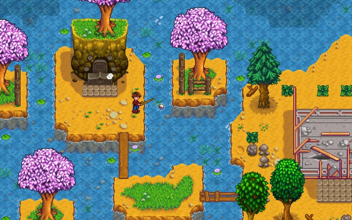 Stardew Valley Will Be Submitted To Nintendo For Testing And Cert This Week