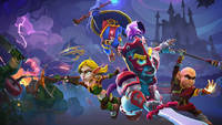 Dungeon Defenders Awakened out...