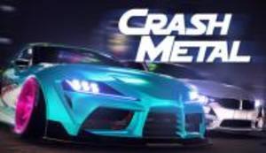 CrashMetal Cyberpunk game