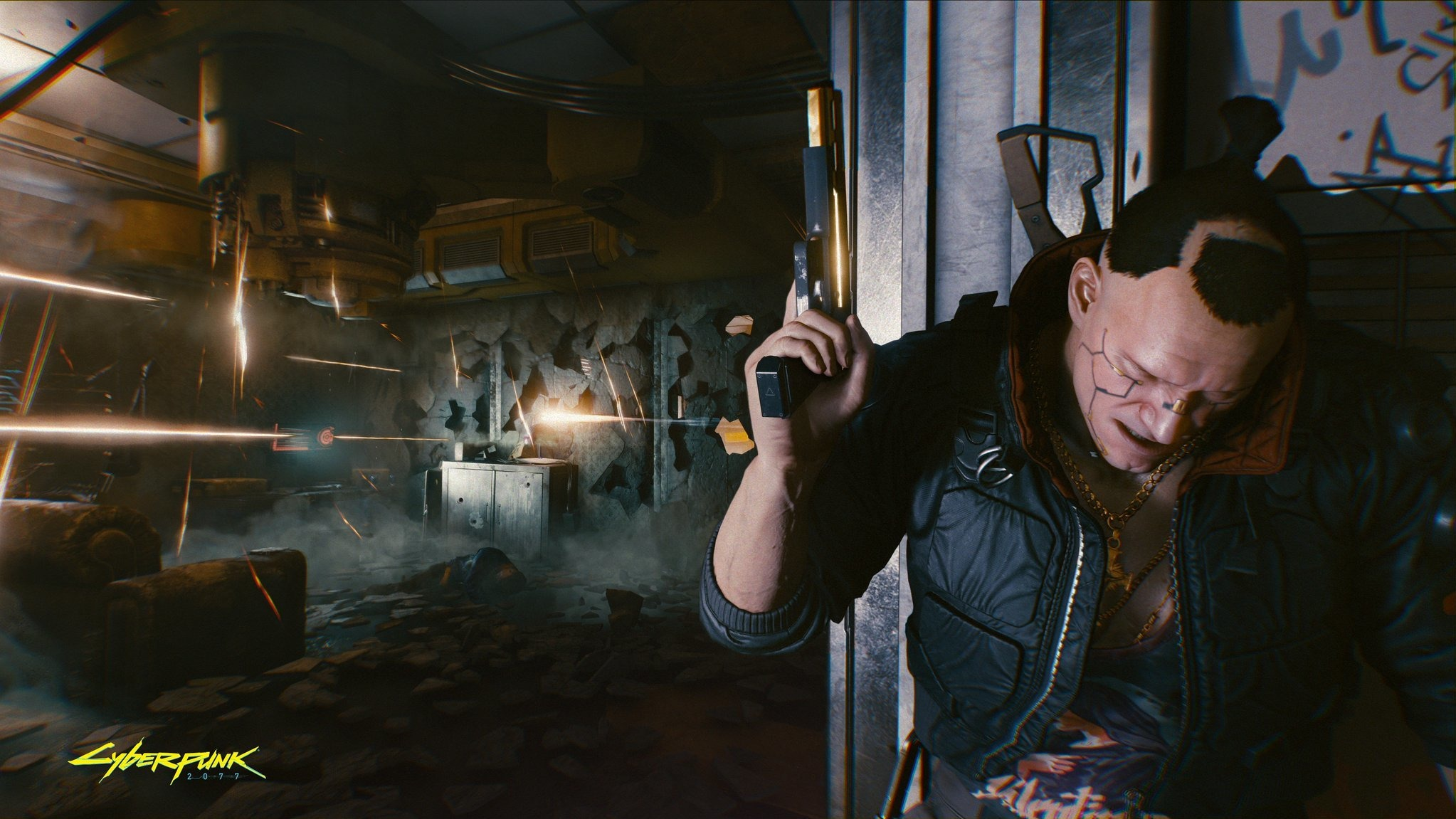 New Gamescom 2018 screenshots for Cyberpunk 2077 released