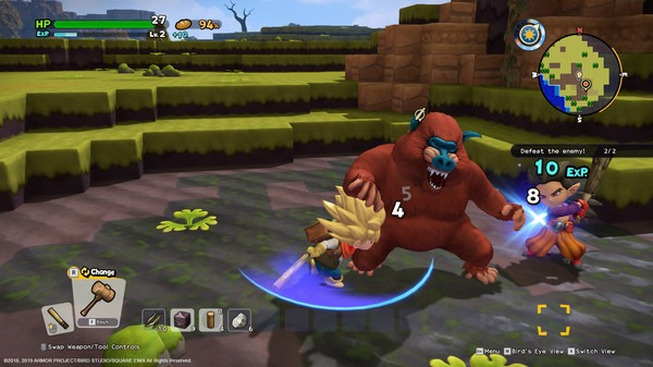 Dragon Quest Builders 2 Jumbo Demo now available for PC