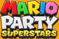 Tug o' War minigame in Mario Party Superstars includes an ingame safety warning