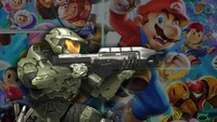 Super Smash Bros Ultimate: Could Master Chief drop into Super Smash Bros. Ultimate's roster