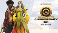 Overwatch hosting anniversary ...