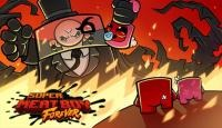 Super Meat Boy Forever game
