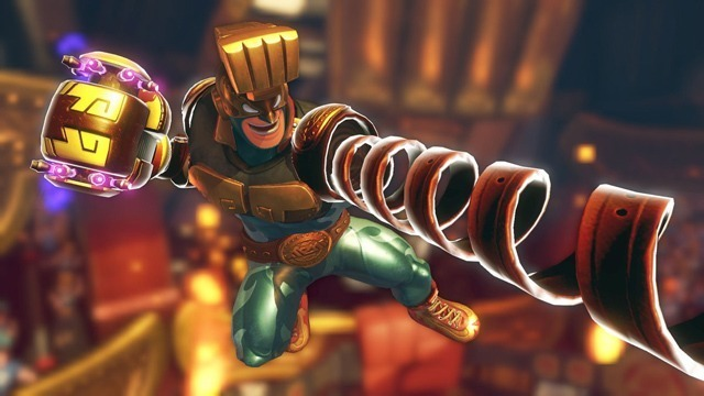 ARMS Update Brings Max Brass, Stat Tracking Improvements