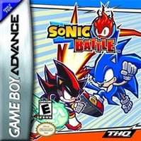 Sonic Battle game