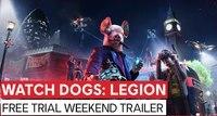 Watch Dogs Legion free weekend...