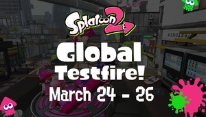 Splatoon 2 Global Testfire Set for March 24-26