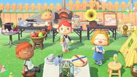Animal Crossing New Horizons Celebrates...
