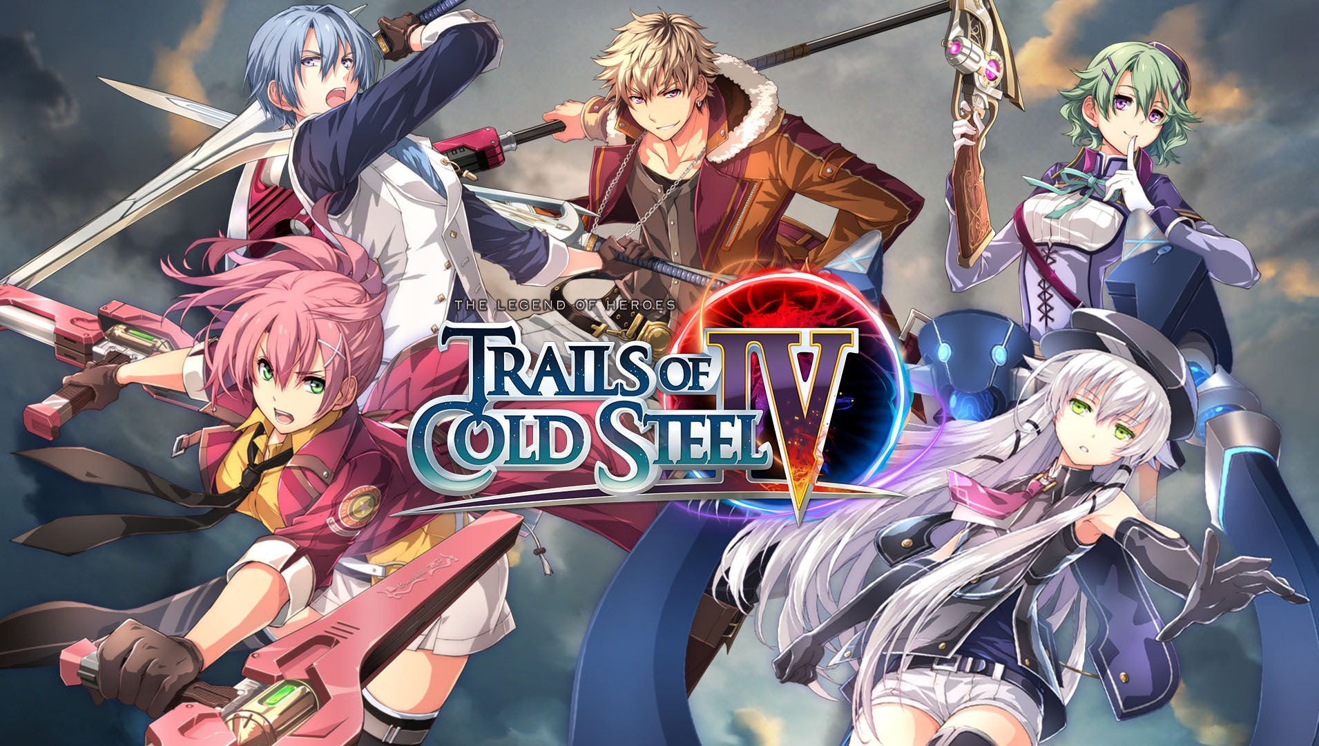 The Legend of Heroes: Trails of Cold Steel IV launches for Switch in April