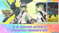N  Zekrom coming to Pokemon Masters...