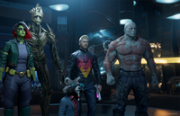 Marvel's Guardians of the Galaxy...