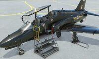 Microsoft Flight Simulator Hawk...