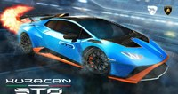 Rocket League will get the Lamborghini...