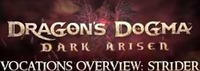 dragon's dogma: dark arisen: Dragon's Dogma for PS4 and Xbox One Gets New Trailer Showing Vocations
