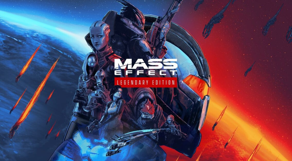Bioware has been in touch with the modding community regarding Mass Effect: Legendary Edition
