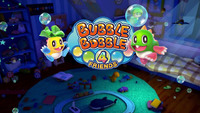 Bubble Bobble 4 Friends: Bubble Bobble 4 Friends announced exclusively for Switch