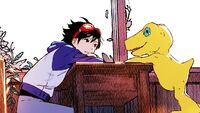 Digimon Survive has now been rated...