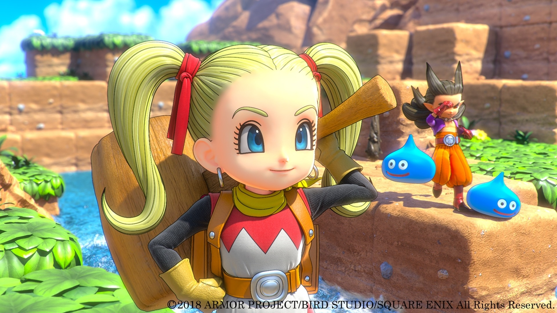 Dragon Quest Builders 2 Will Be Coming West in 2019