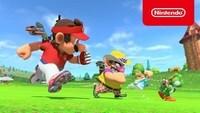 UK charts Mario Golf Super Rush...