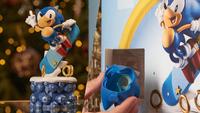 Sega reveals festive buildable...