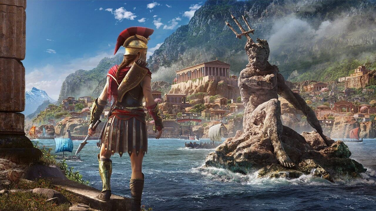 Assassin's Creed Discovery Tour for Odyssey & Origins is free to own until May 21st