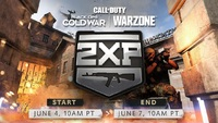 Call of Duty Warzone and BOCW 2x...