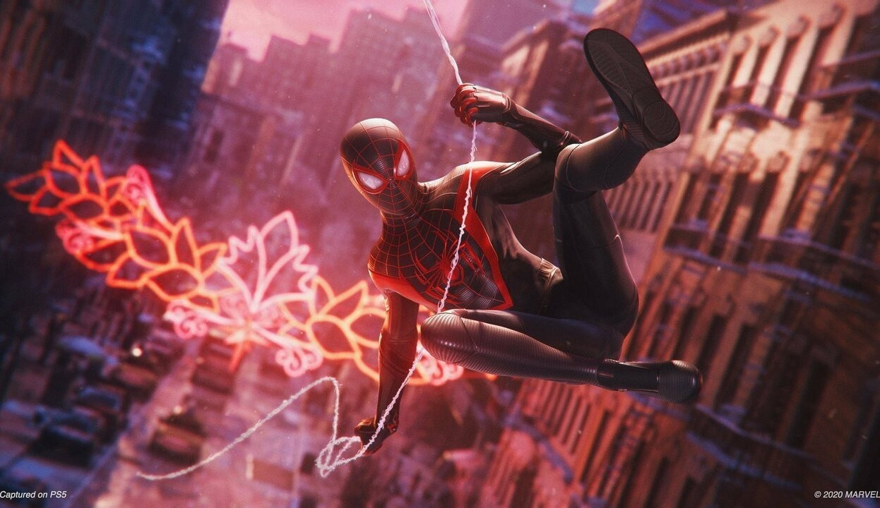 Have the Platinum Trophy in Marvel's Spider-Man: Miles Morales? Sony May Email You with a Reward