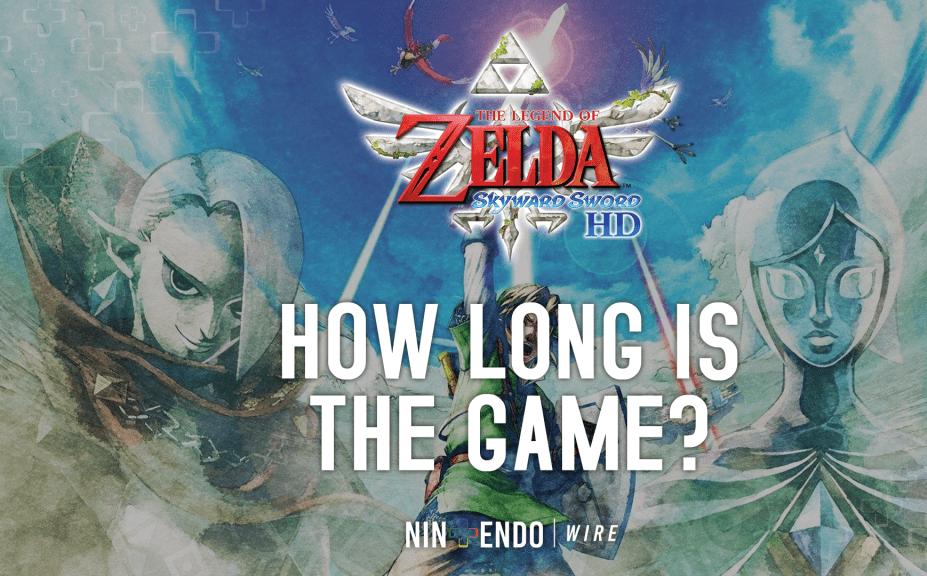 How Long is The Legend of Zelda: Skyward Sword HD?