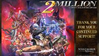 Soulcalibur VI sales top two m...