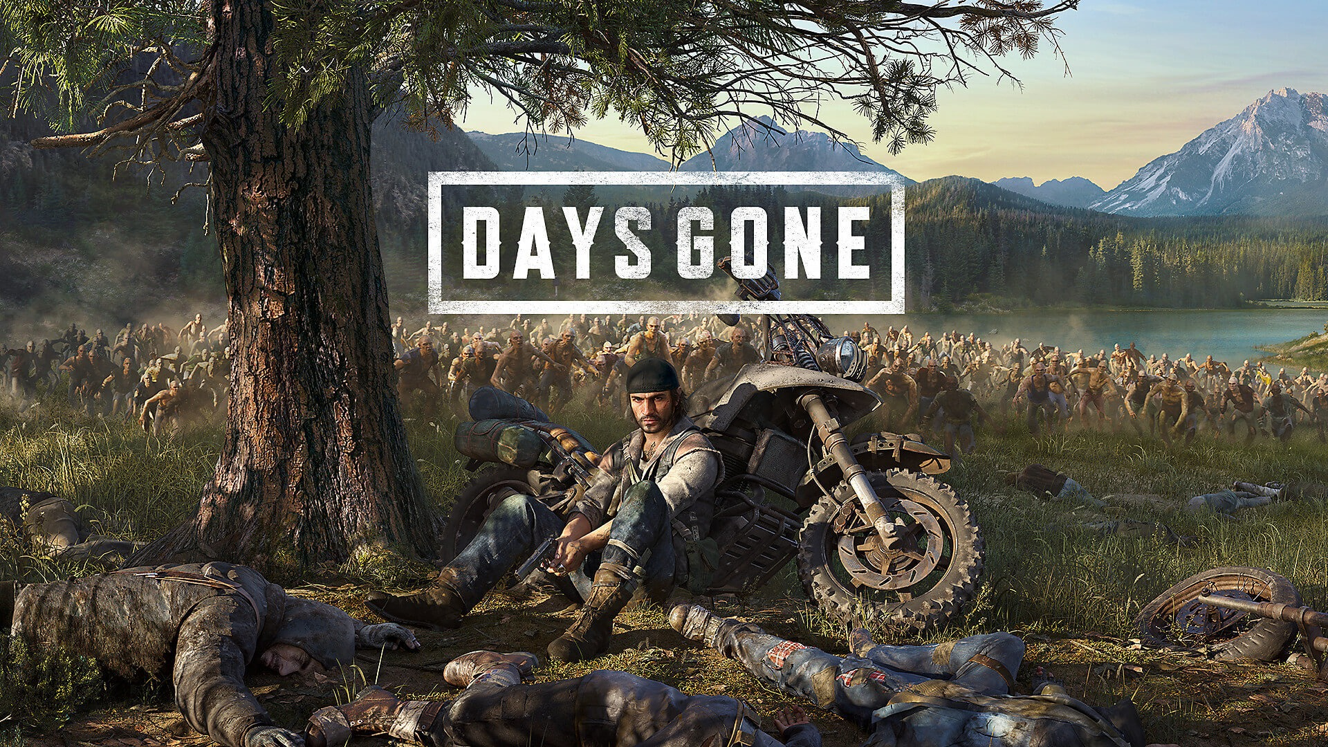 Days Gone releases on the PC on May 18th first PC gameplay