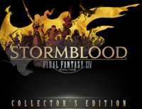 Final Fantasy XIV: Stormblood Collector's Edition [Online Game Code]