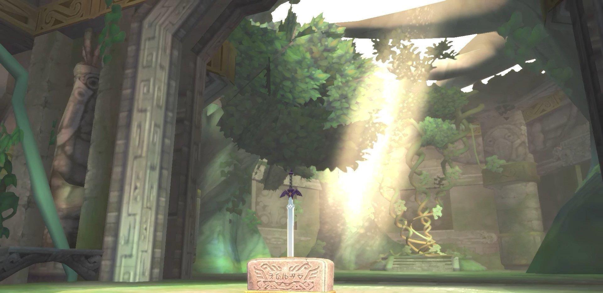 Soar through memories in latest The Legend of Zelda: Skyward Sword HD screenshots
