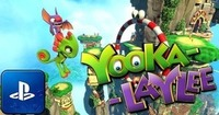 YookaLaylee PS4 review  Not quite...