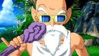 Master Roshi announced as next...