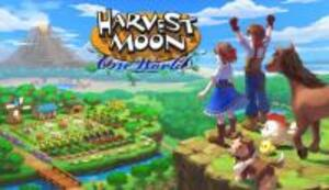 Harvest Moon: One World game