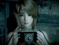Fatal Frame director thinking about...