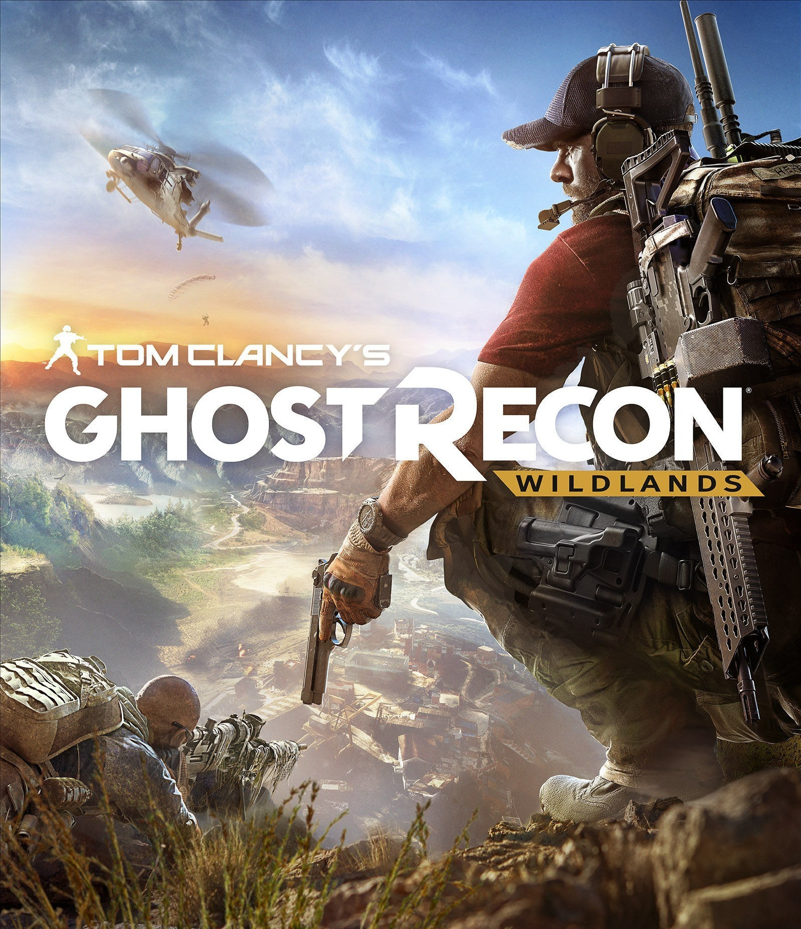 Tom Clancy's Ghost Recon Wildlands game