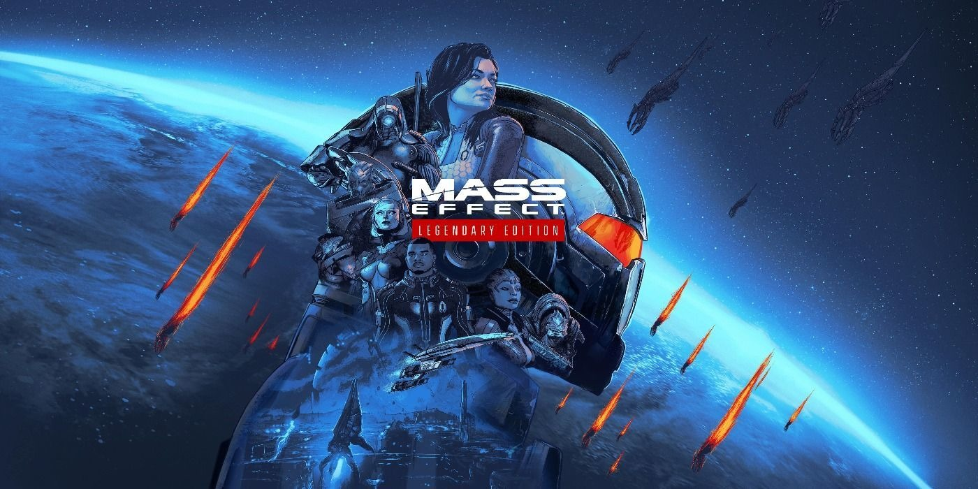 BioWare Releases Mass Effect: Legendary Edition Cover Art Creator